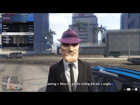 GTA V Online - Đi kiếm công việc làm thôi, Duy nghèo rồi hết tiền rồi :((