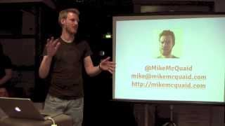 Advanced Git And GitHub (TechMeetup Edinburgh 2013)