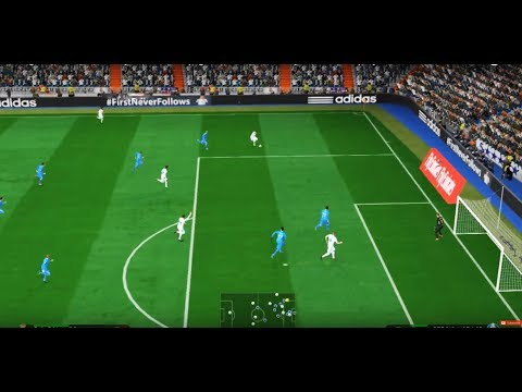 Real Madrid Vs Getafe FC 03/03/2018 La Liga - Full Match Derby - PES Gameplay PC HD