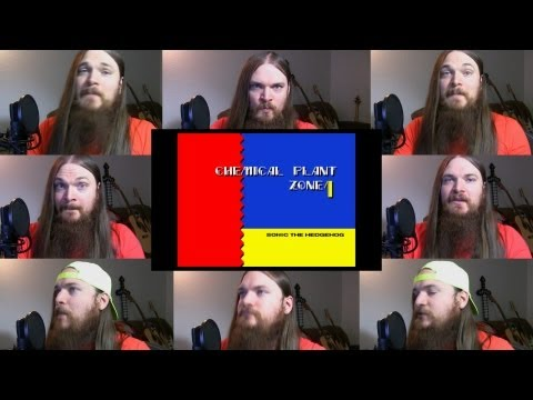 chemical - An original acapella arrangement of Chemical Plant Zone from Sonic the Hedgehog 2. Buy Smooth McGroove T-shirts at SharkRobot! http://sharkrobot.com/smooth-m...