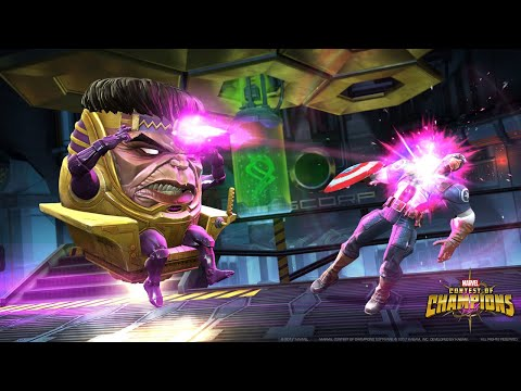 Marvel Contest of Champions M.O.D.O.K. Spotlight