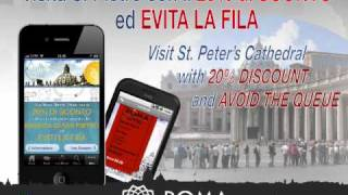 Roma Mobile Guide YouTube video