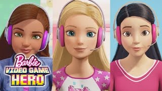Nonton Are We Llamas? | Barbie Video Game Hero | Barbie Film Subtitle Indonesia Streaming Movie Download