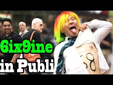 Video 6IX9INE (Tekashi69) -