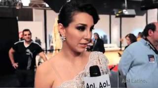 Elizabeth Gutiérrez molesta con Lili Estefan le manda mensaje .flv