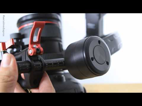 DJI Ronin-M - Full Setup Tutorial Under 20 Min. Unboxing | Balancing | Assistant App