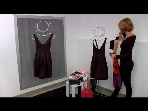 Cómo reciclar un vestido usado