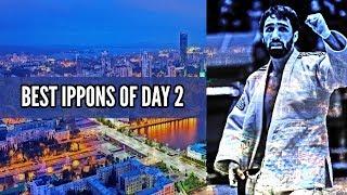 Best ippons in day 2 of Judo Grand Slam Ekaterinburg 2019