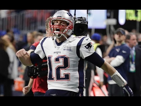 Super Bowl: New England Patriots besiegen Los Angeles ...