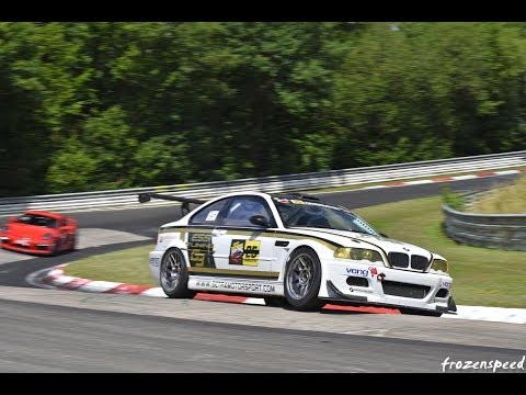 6:57 BTG Nürburgring lap ESS Supercharged BMW M3