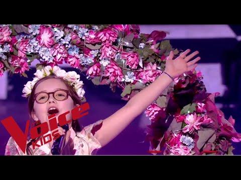 Whitney Houston - I have nothing   Emma   The Voice Kids France 2018   Finale