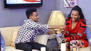 Ethiopia :Qin Leboch (ቅን ልቦች) Tv show Ep 15 Part 4