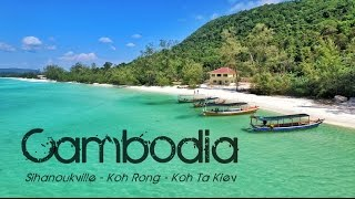 Sihanoukville Cambodia  city pictures gallery : Cambodia // Sihanoukville - Koh Rong - Koh Ta Kiev // GoPro + Phantom] Part 2