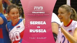 Serbia continue their dominant form with a straight sets win over Russia in Hong Kong. Some great points by both teams in this...