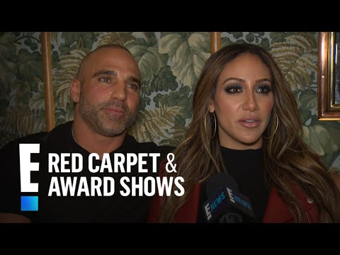 Melissa & Joe Gorga Give Update on Teresa & Joe Giudice | E! Red Carpet & Award Shows