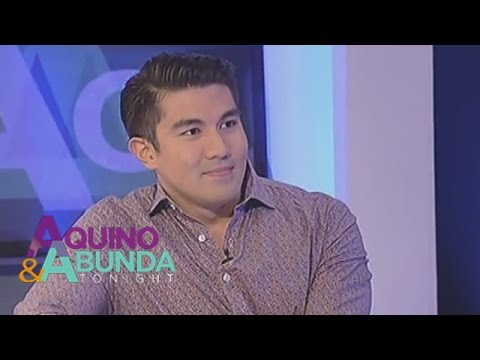 Sexy - Luis Manzano reveals how sexy he is. Subscribe to the ABS-CBN Online channel! - http://bit.ly/ABSCBNOnline Watch the full episodes of Aquino and Abunda Tonight on TFC.TV http://bit.ly/AAT-TFCTV.