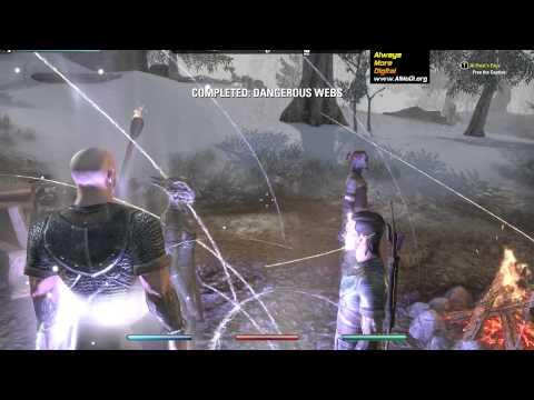 The Elder Scrolls Online - обзор MMO RPG