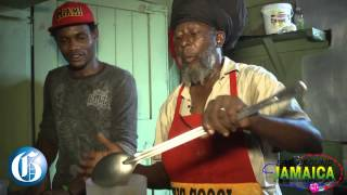 Priory Jamaica  city pictures gallery : EAT AROUND JAMAICA: Jus Coool, it's the Pudding Man'