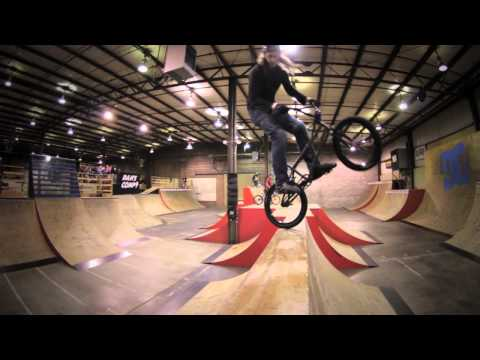 Woodward Skatepark Tour - The Kitchen - South Bend, Indiana