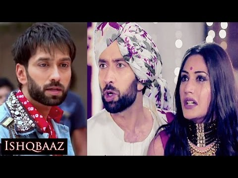 Mahi becomes SERVANT in Oberoi Mansion in Ishqbaaz