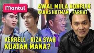 Video Asal Muasal Ribut Hotman dan Farhat, Adu Kuat Verrell – Riza Syah | Mantul Infotainment MP3, 3GP, MP4, WEBM, AVI, FLV Agustus 2019