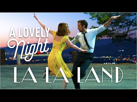 ", title : '""A Lovely Night"" Dance - From ""La La Land"" LYRICS (English and Spanish) 