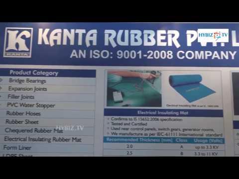 , Kanta Rubber-Electriexpo 2017 Hitex Hyderabad