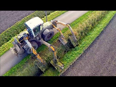 Ditch Bank Mower