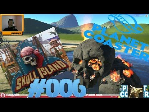 Planet Coaster[ALPHA] Steam Test Version/Das Igel Haus#006/Lets Play {Deutsch} HD Facecam