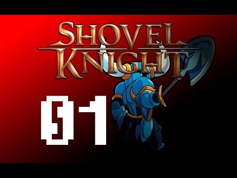 Shovel Knight - 01 - Shovel all the things!
