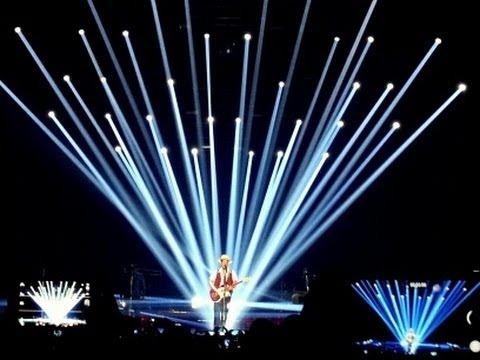 Bruno Mars (1 of 14) The Moonshine Jungle Tour 2014 - Jakarta