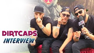 """★  Watch the 3D version of this interview here: http://youtu.be/b3ch0tndX90_________________________Tomorrowland interview with DIRTCAPS! Buy their new single """"Someone Like U"""" with Sandro Silva here: http://bit.ly/SomeoneLikeU_iT _________________________► DIRTCAPS:https://FB.com/dirtcapshttps://twitter.com/Dirtcaps► FUN 1 TV:https://FB.com/FUN1TVhttps://twitter.com/funonestation"""
