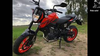 3. KTM 690 Duke 2018 Test Ride and Specs