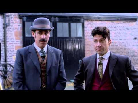 Houdini & Doyle trailer   ITV
