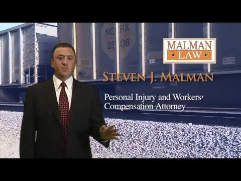 Illinois Railroad Worker Accident Lawyer | FELA Railroad Attorney | Steven J. Malman