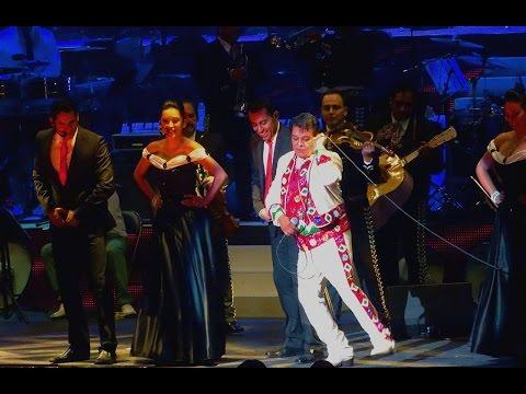 Juan Gabriel en Las Vegas 2014 grito de independencia