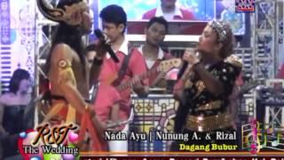 Dagang Bubur     Nada Ayu (Nunung Alvi)    Show Juntinyuat