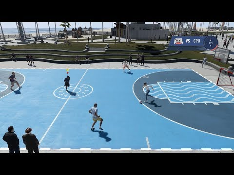 3v3 FIFA STREET Gameplay In FIFA 19 The Journey