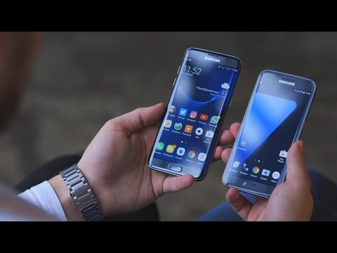 Android 7.0 + Galaxy S7 Edge = Note 7?