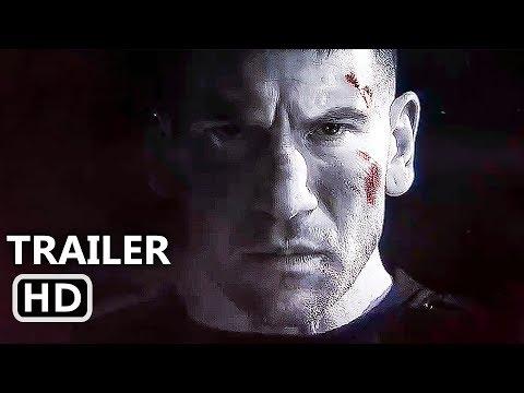 THE PUNISHER New Trailer (2017) Netflix TV Show HD