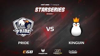 Kinguin vs PRIDE, game 2