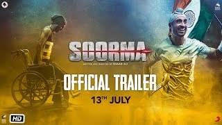 Video Soorma | Official Trailer | Diljit Dosanjh | Taapsee Pannu | Angad Bedi MP3, 3GP, MP4, WEBM, AVI, FLV Juni 2018