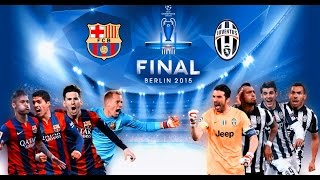 Juventus vs Barcelona ● Champions League Final 2015  ● Road to Berlin ● Promo ● HD, cup c1,cup c1 chau au,video cup c1,barcelona