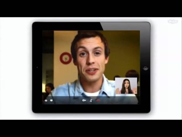 Skype For iPad | iSpazio.net