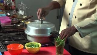 Country Chicken With Chenna (tamil)