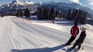 Megeve France  City pictures : Skiing in Megeve, The French Alps