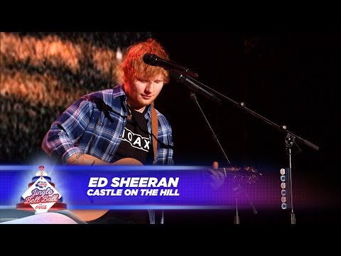 Ed Sheeran - 'Castle On The Hill' - (Live At Capital's Jingle Bell Ball 2017) (видео)