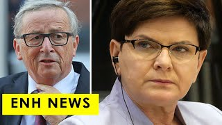 Will Poland bring down the EU? Conflict between Brussels and Warsaw rages on - ENH News
