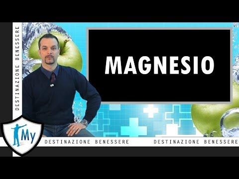 importanza del magnesio per la nostra salute