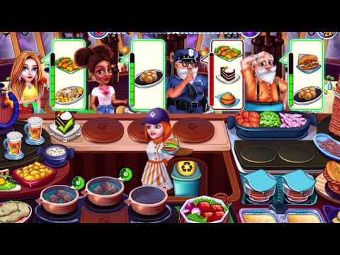 Cooking Express 2 : Germany Truck Trailer || Cooking Fever